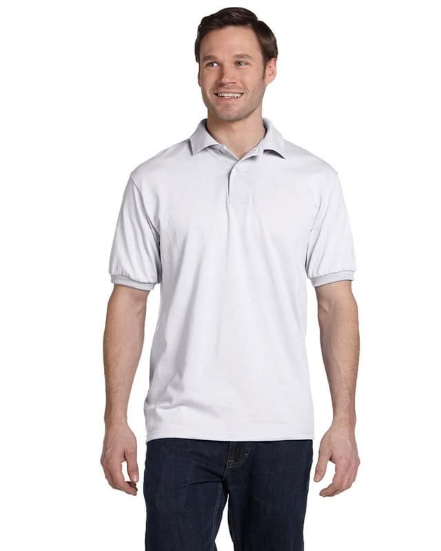 Adult 50/50 EcoSmart� Jersey Knit Polo