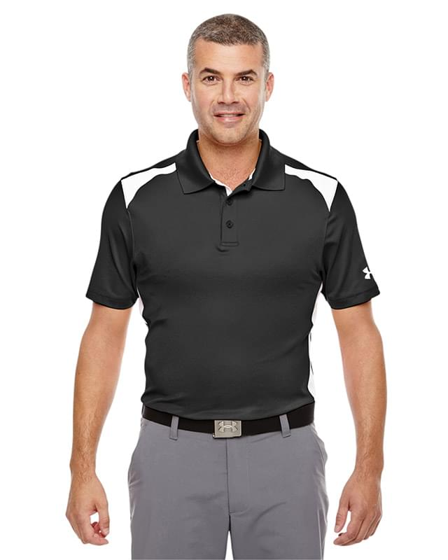 Men's Team Colorblock Polo