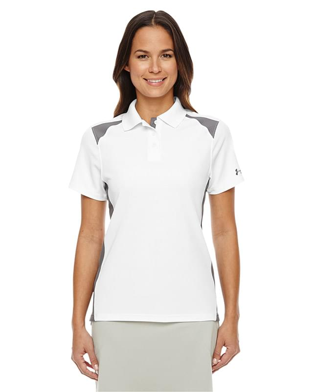 Ladies' Team Colorblock Polo
