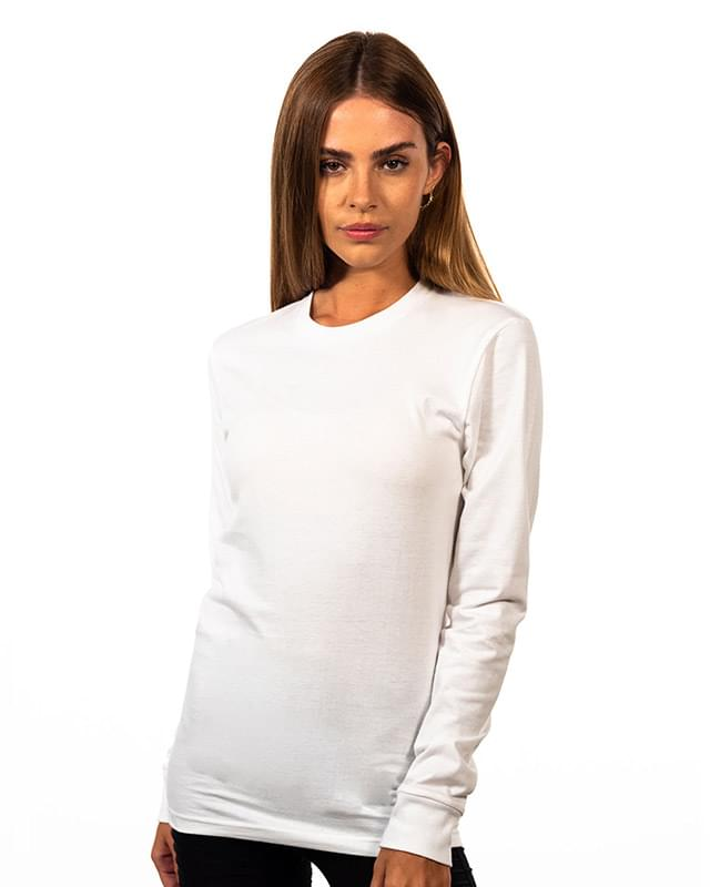 Unisex Ideal Heavyweight Long-Sleeve T-Shirt