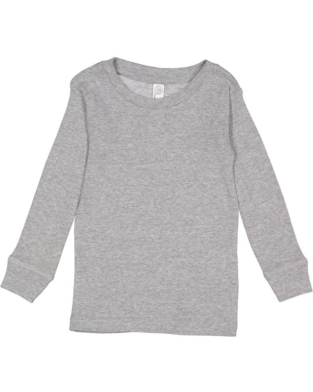Toddler Long-Sleeve Pajama Top