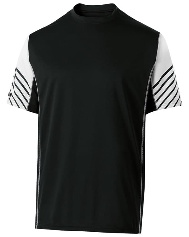 Unisex Dry-Excel Arc Short-Sleeve Training Top