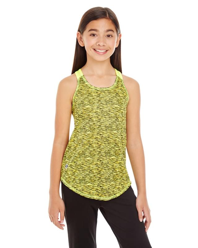Girls' Space Dye Tank