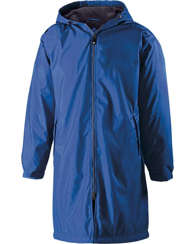 Adult Polyester Full Zip Conquest Jacket