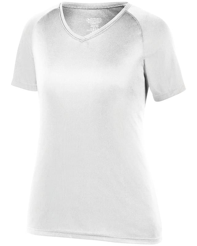 Ladies' True Hue Technology Attain Wicking Training T-Shirt