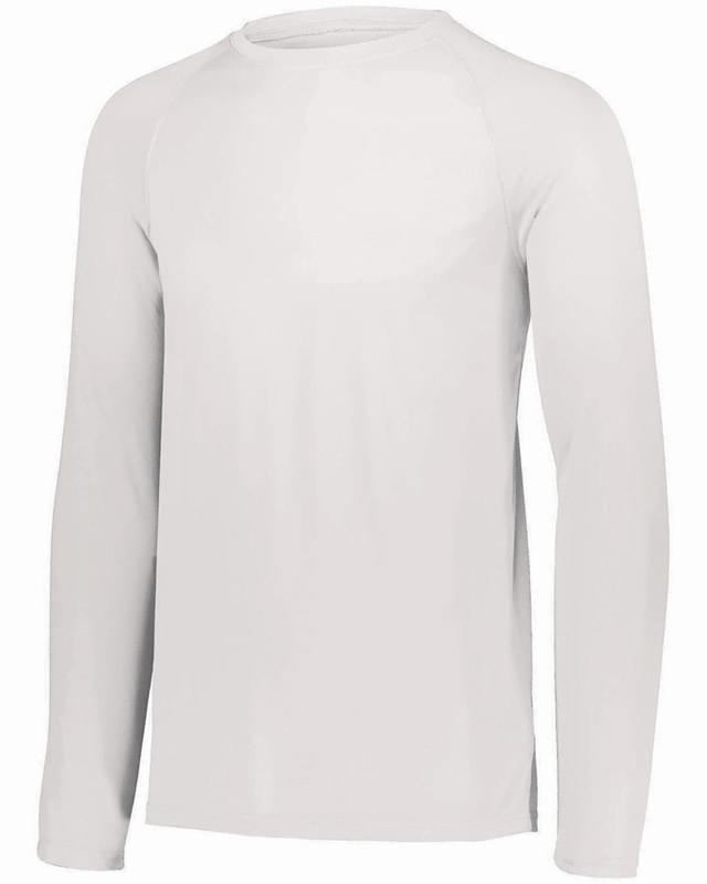 Adult Attain Wicking Long-Sleeve T-Shirt