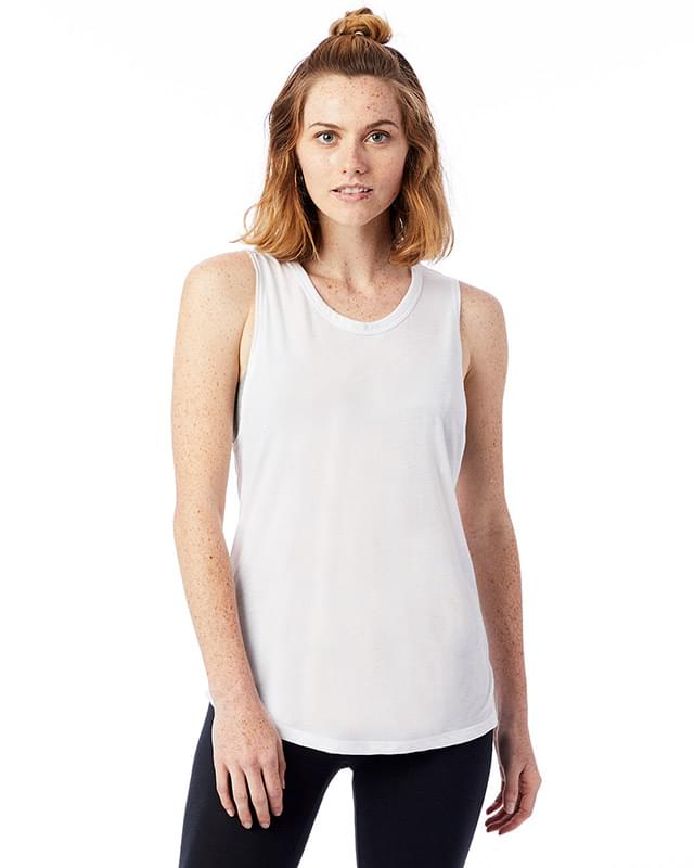 Ladies' Slinky-Jersey Muscle Tank