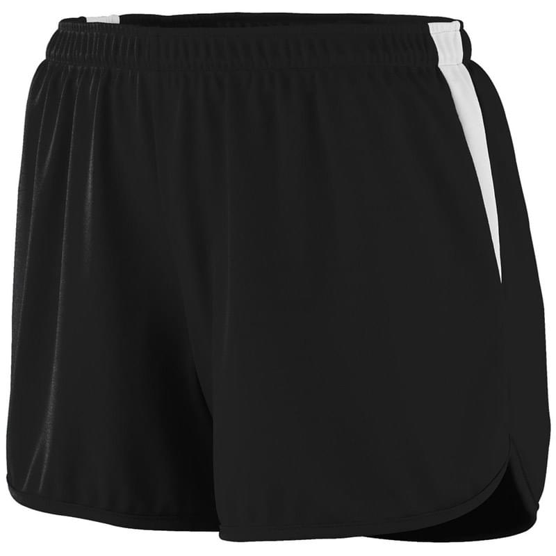 Ladies Wicking Polyester Short