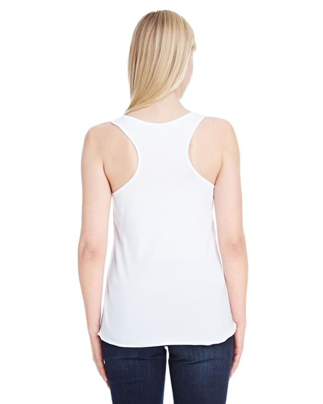 Ladies' Relaxed Racerback Tank