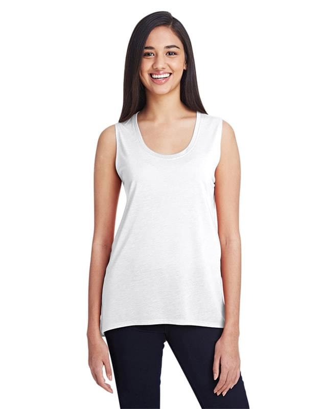 Ladies' Freedom Sleeveless T-Shirt