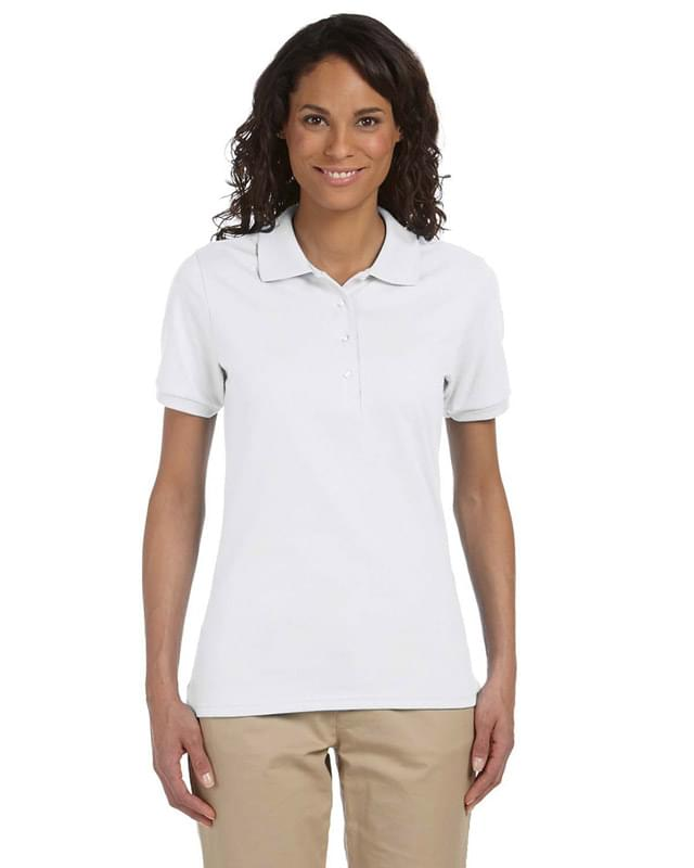 Ladies' 5.6 oz. SpotShield Jersey Polo