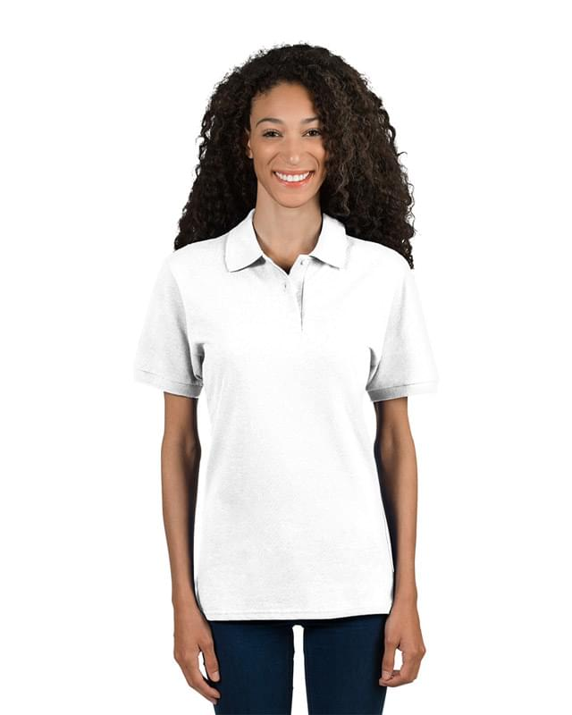 Ladies' 6.5 oz. Premium 100% Ringspun Cotton Piqu Polo