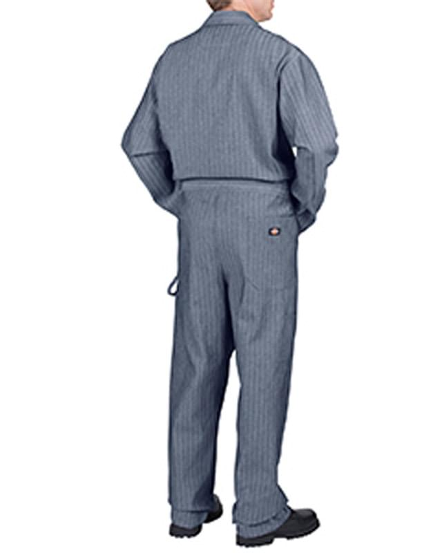 Unisex Cotton Coverall - Fisher Stripe
