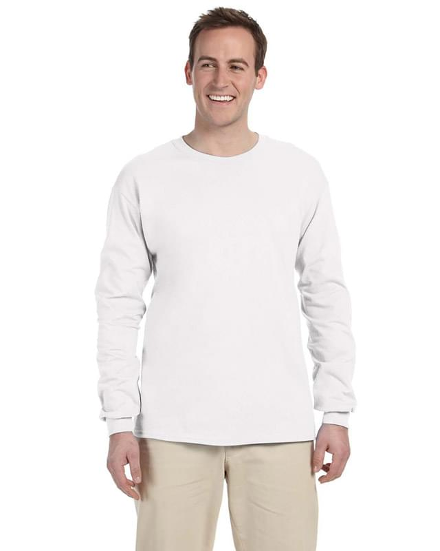 Adult HD Cotton Long-Sleeve T-Shirt