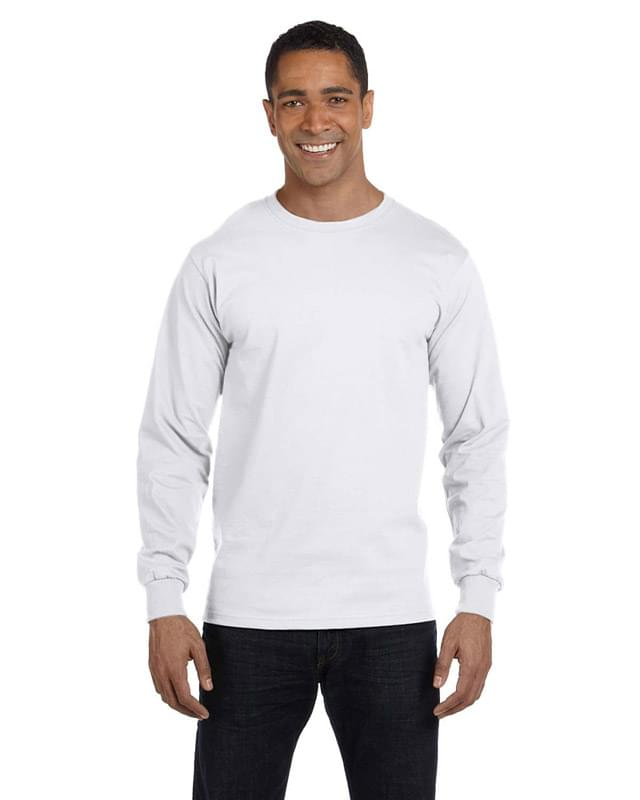 Adult Long-Sleeve Beefy-T�