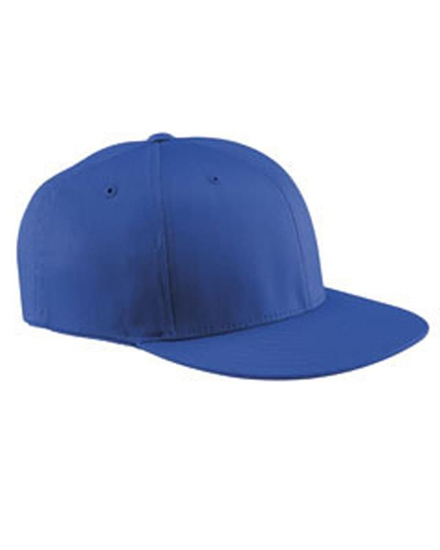 Adult Wooly Twill Pro Baseball On-Field Shape Cap with Flat Bill