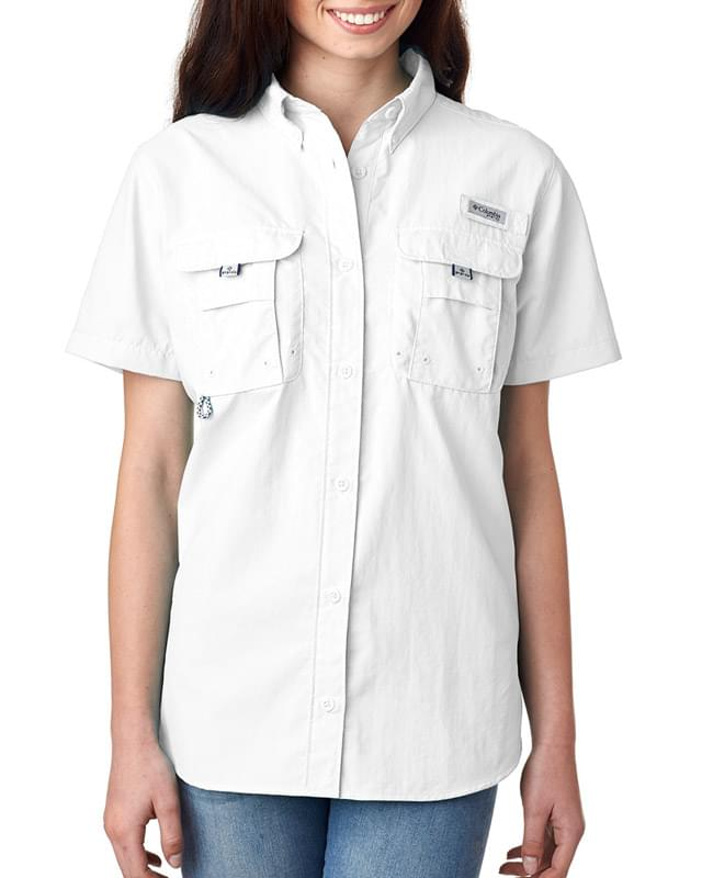 Ladies' Bahama Short-Sleeve Shirt