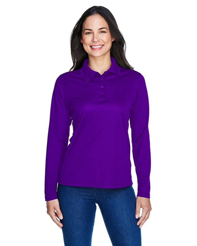 Ladies' Eperformance Snag Protection Long-Sleeve Polo