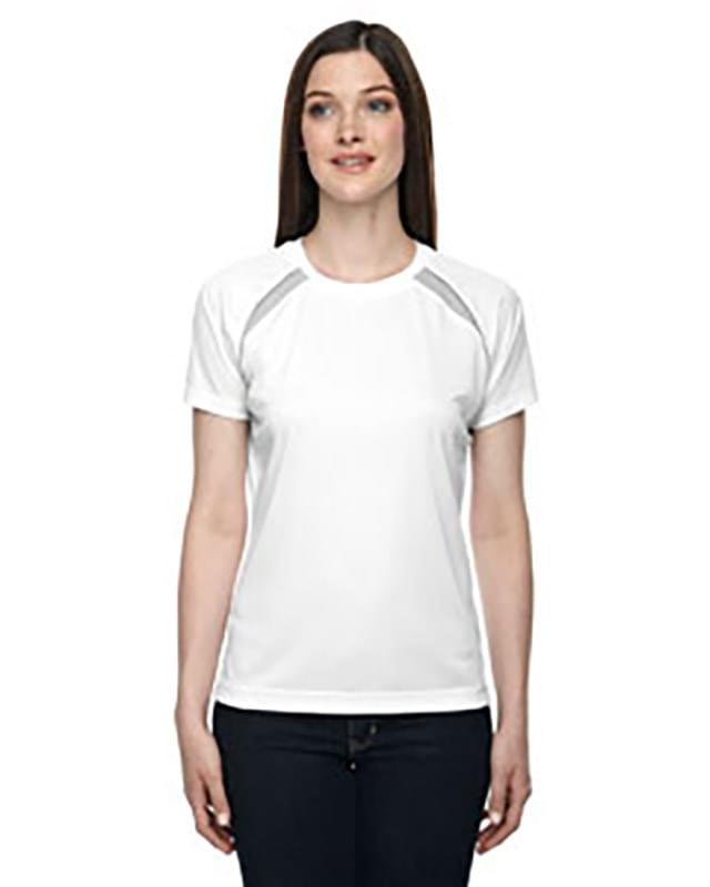 Ladies' Athletic Crew Neck Top