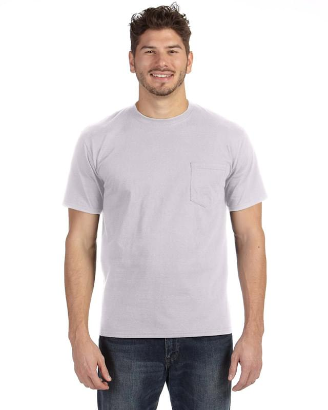 Adult Midweight Pocket T-Shirt