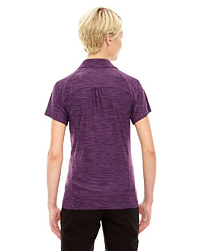 Barcode Performance Stretch Polo