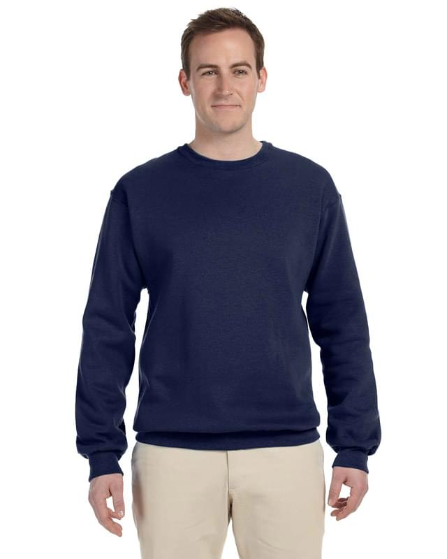 Adult 12 oz. Supercotton Fleece Crew