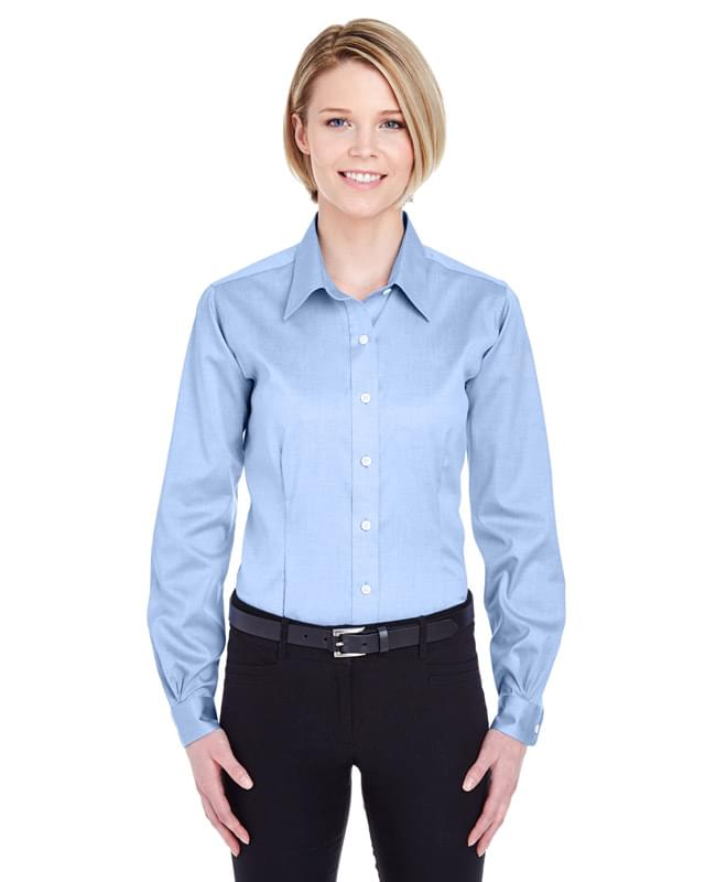 Ladies' Non-Iron Pinpoint