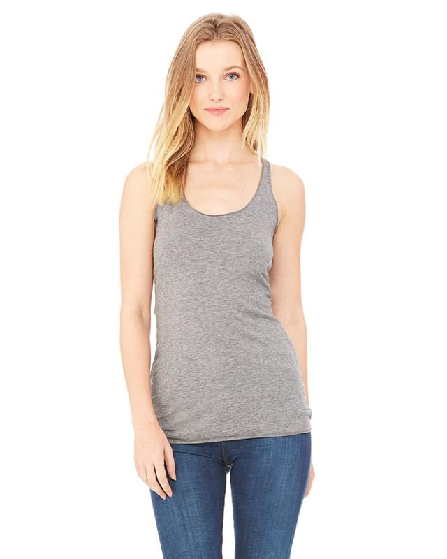 Ladies' Triblend Racerback Tank