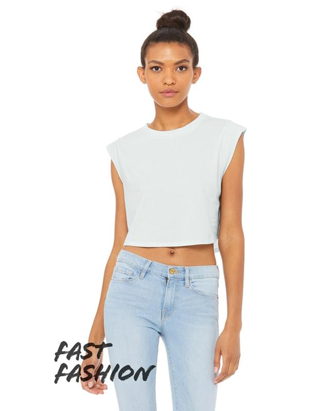 FWD Fashion Ladies' Festival Cropped Tank