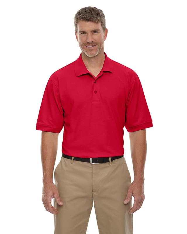 Men's Cotton Blend Piqu Polo