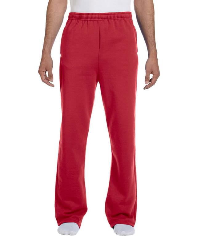 Adult NuBlend� Open-Bottom Fleece Sweatpants