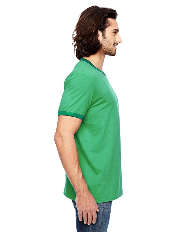 Adult Lightweight Ringer T-Shirt