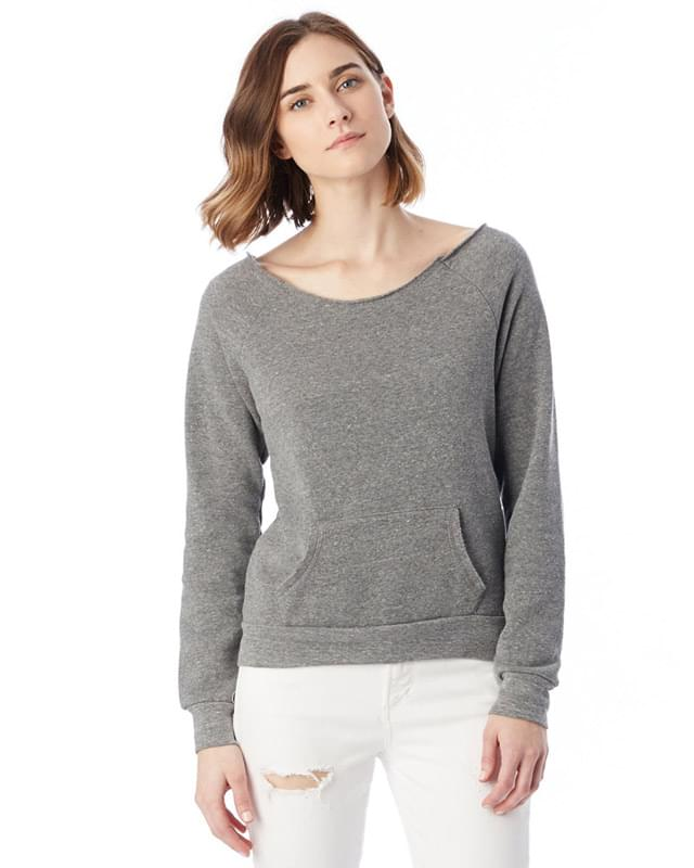 Ladies' Maniac Eco-Fleece Sweatshirt