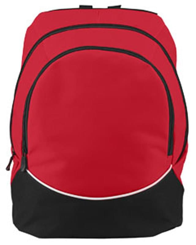 Large Tri-Color Backpack