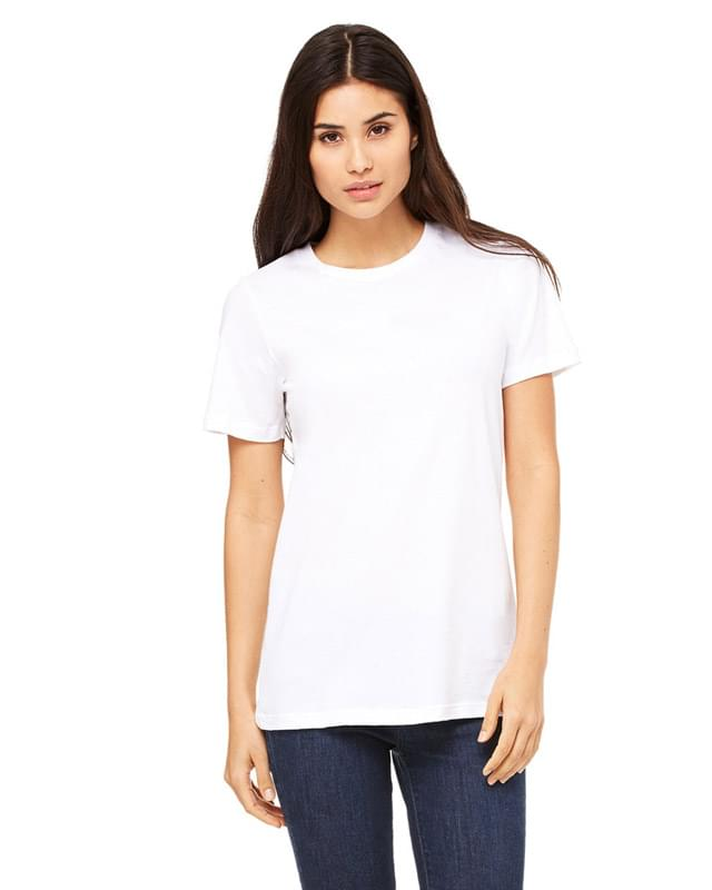 Ladies' Relaxed Jersey Short-Sleeve T-Shirt
