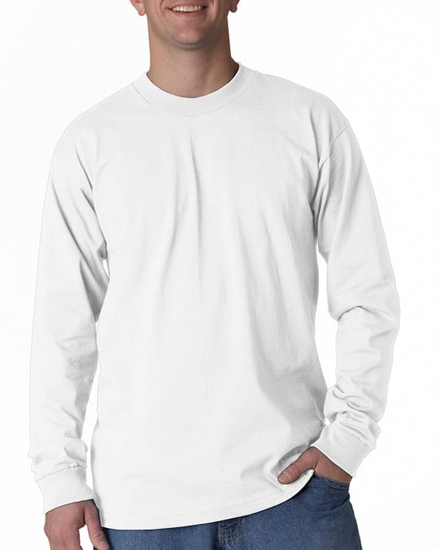 Adult 6.1 oz., Cotton Long Sleeve T-Shirt