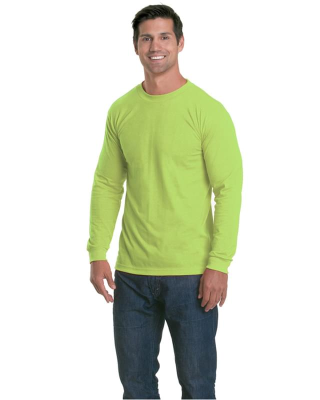 Unisex 4.5 oz., 100% Polyester Performance Long-Sleeve T-Shirt