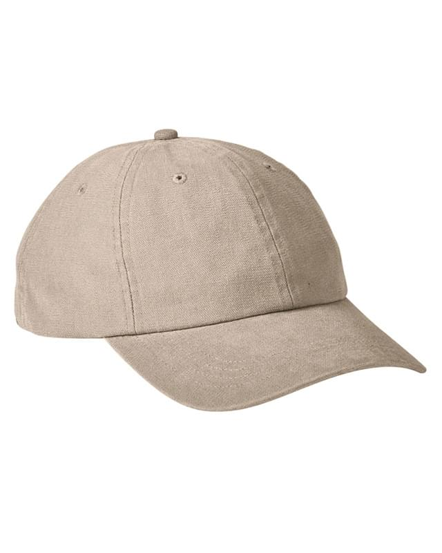 Heavy Washed Canvas Cap