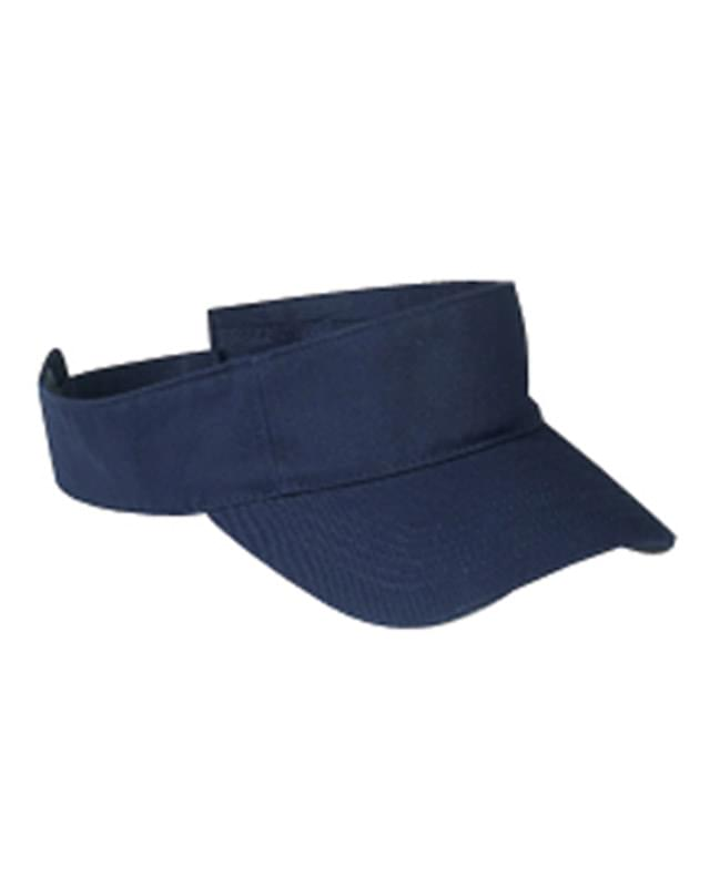 Cotton Twill Visor