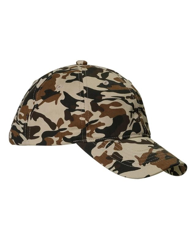 Unstructured CamoCap