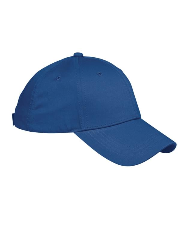 6-Panel Structured TwillCap