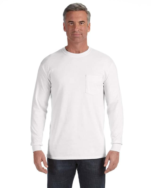 Adult Heavyweight RS?Long-Sleeve Pocket T-Shirt