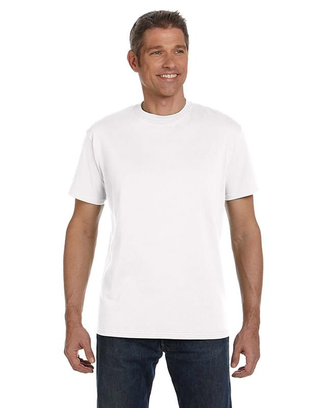 Men's 100% Organic Cotton Classic Short-Sleeve T-Shirt
