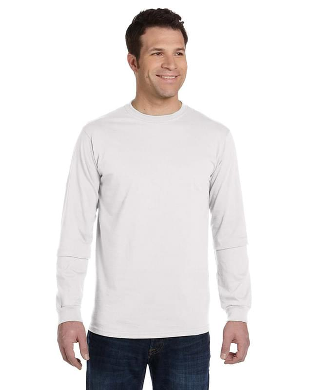 Men's 5.5 oz., 100% Organic Cotton Classic Long-Sleeve T-Shirt