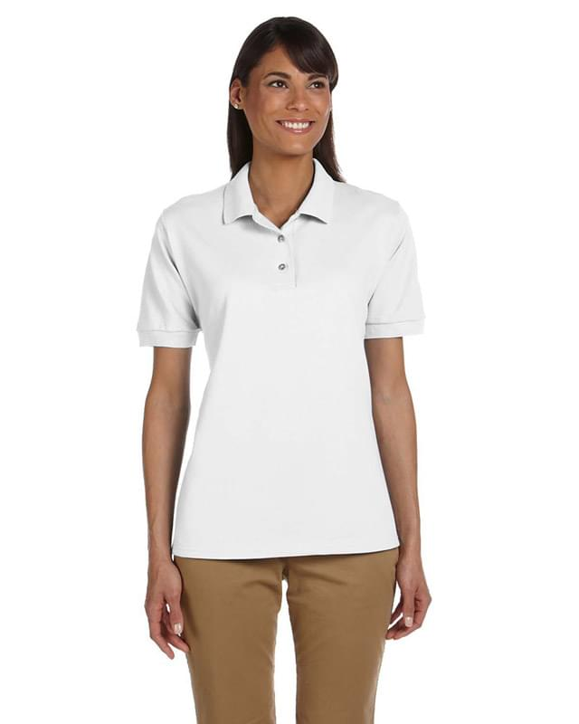 Ladies'  Ultra Cotton Ladies' 6.3 oz. Piqu Polo