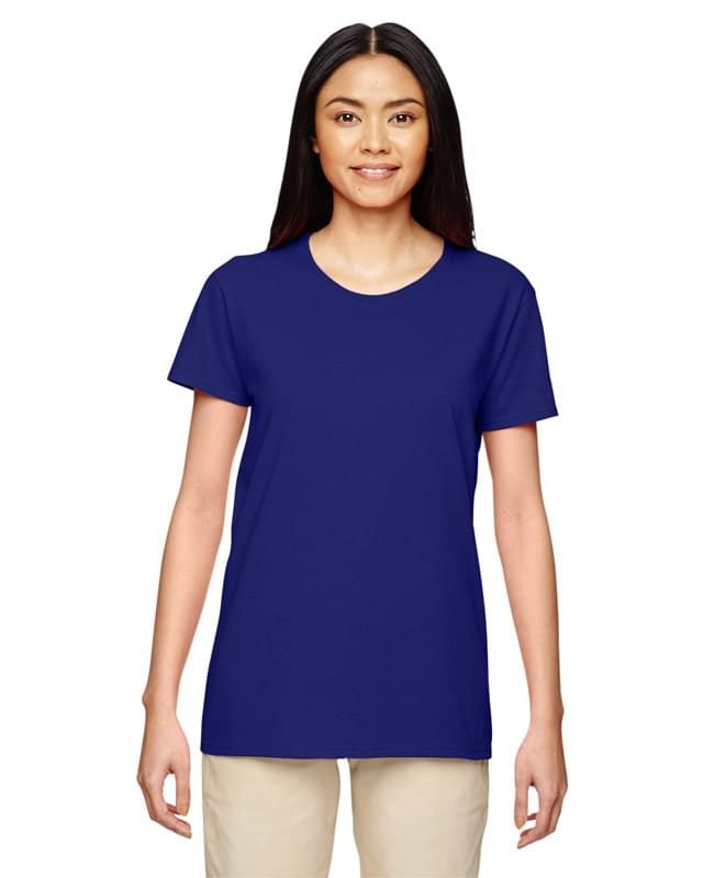 Ladies'   Heavy Cotton 5.3 oz. T-Shirt
