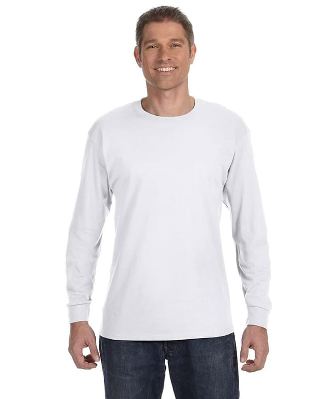 Adult  Heavy Cotton 5.3 oz. Long-Sleeve T-Shirt
