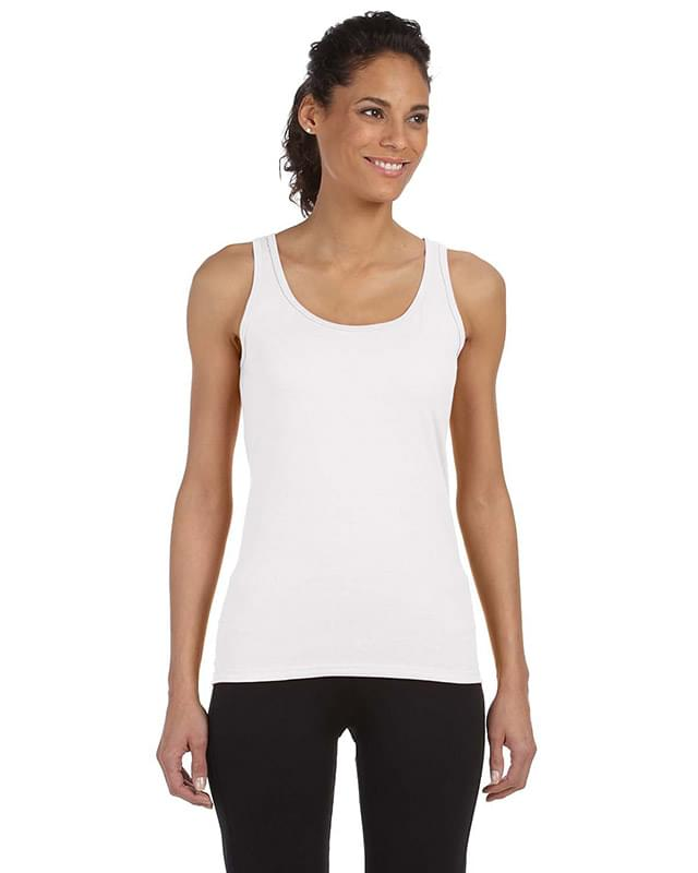 Ladies' Softstyle  4.5 oz. Fitted Tank