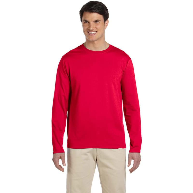 Adult Softstyle  4.5 oz. Long-Sleeve T-Shirt