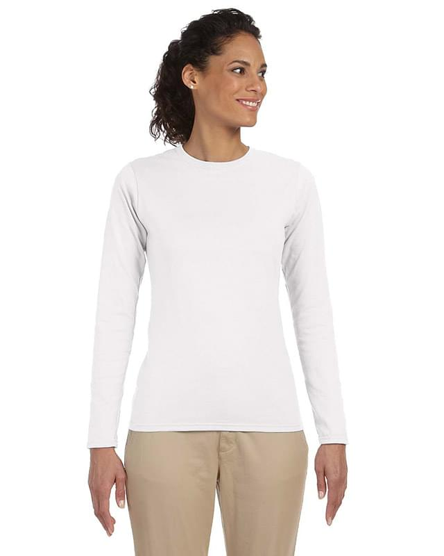 Ladies' Softstyle?  4.5 oz. Long-Sleeve T-Shirt